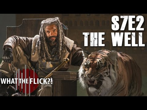 """The Walking Dead """"The Well"""" (Season 7, Episode 2) Review"""