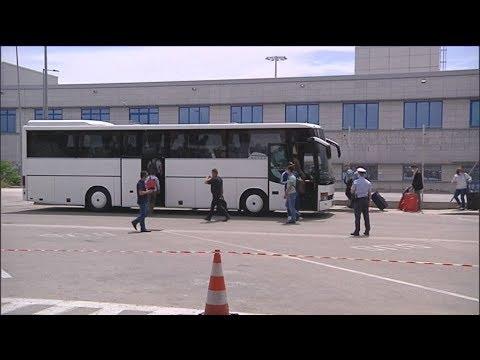 Δειγματοληπτικοί έλεγχοι  σε 139 ταξιδιώτες από τη Γαλλία