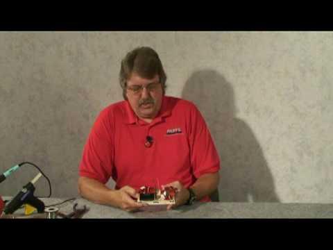 DIY TriTrix Destroyer Speaker Crossover Assembly