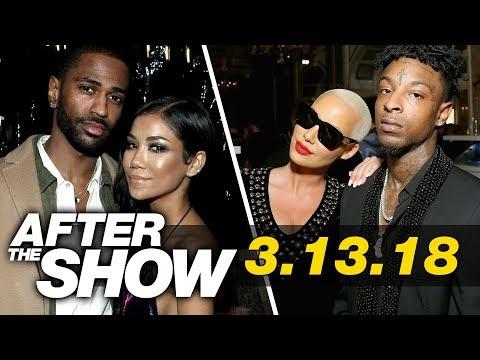 Jhene Aiko & Big Sean, Amber Rose & 21 Savage Break Up Rumors?! | After The Show