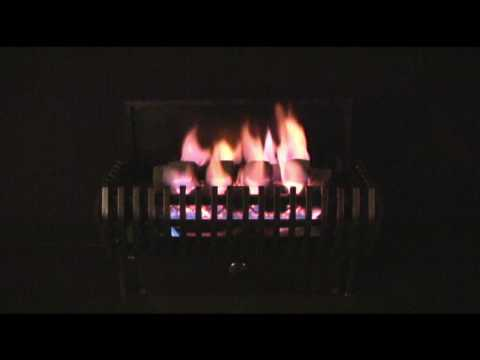 Chillbuster CoalFire (C9B)-Classic Vent-Free Gas Heater