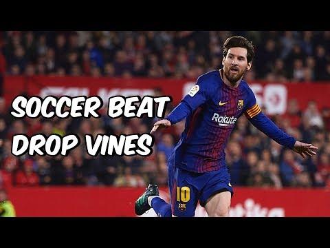 Soccer Beat Drop Vines 73
