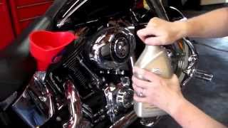 4. How to Change the Oil on a Harley Davidson Softail Deluxe