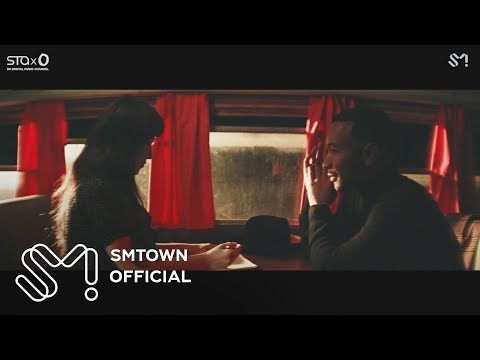 [STATION X 0] John Legend X 웬디 (WENDY) 'Written In The Stars' MV