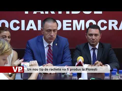 Un nou tip de rachete va fi produs la Ploiești