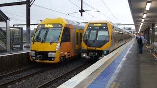 Campbell Town Australia  city images : Australia: Suburban Rail Services at Campbelltown