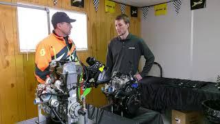 9. 2019 Ski Doo moteurs 600R E TEC et 900 ACE Turbo