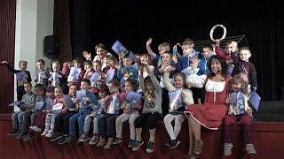 Hudební divadlo potěšilo předškoláky