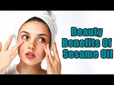 Beauty Benefits Of Sesame Oil You Didn't Know   Boldsky