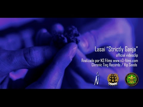 "LASAI – ""STRICTLY GANJA"" [Videoclip]"