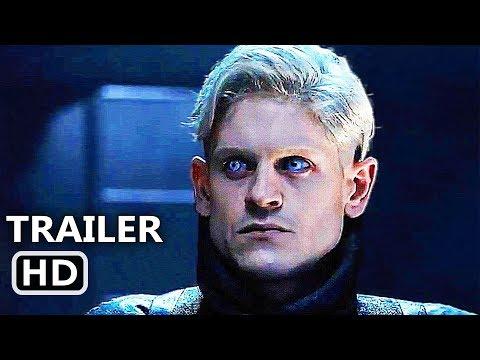ALIEN INVASION S.U.M.1 Official Trailer (2017) Iwan Rheon, Sci-fi Movie HD