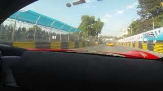 Thailand Super Series - Bangsaen Thailand Speed Festival 2013 - Super Car Class 1 (Race 2)