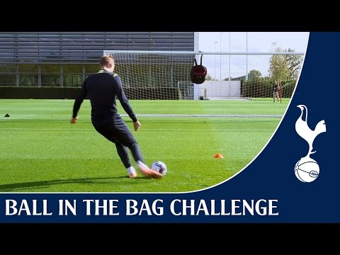 Video: Ball In The Bag Challenge | Spurs TV