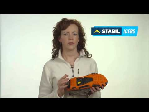 STABILicers Lite Walk Ice Traction Cleats 32north