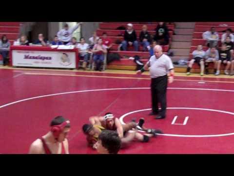 Brandon Roman - Jackson Liberty NJ part 2