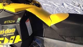 4. 2010 Ski-doo Renegade Adrenaline 600-ETEC
