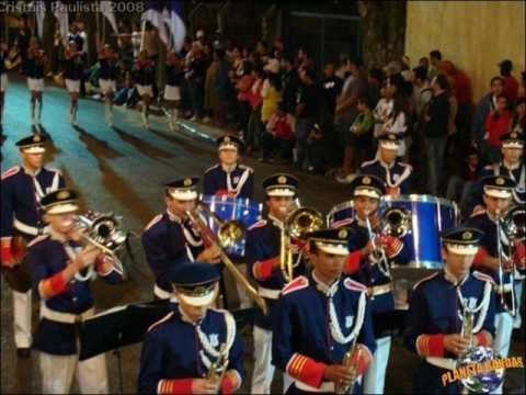 1ª cia mix de guardas mirins de Glória de Dourados MS