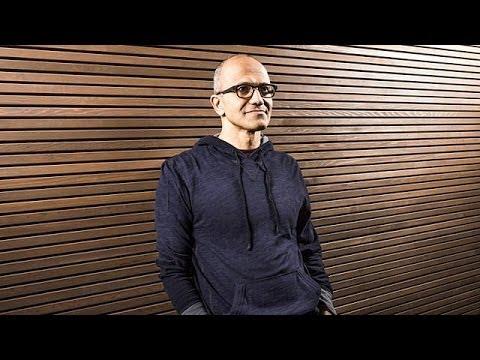 Microsoft yeni CEO olarak Nadella'yı atadı