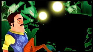 THE REAL ENDING OF HELLO NEIGHBOR REVEALED! | Hello Neighbor Final Build Finale (Full Game)