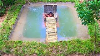 Video Build Secret Home Under Swimming Pool MP3, 3GP, MP4, WEBM, AVI, FLV Desember 2018