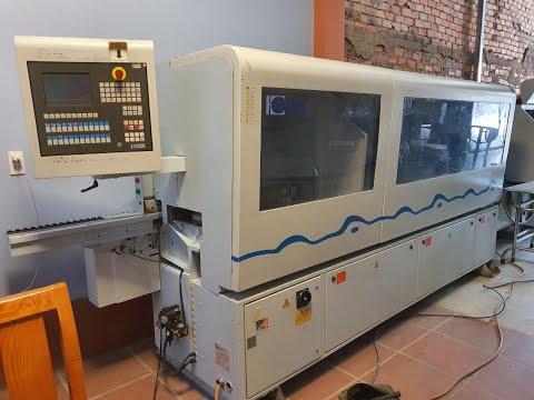 máy dán cạnh châu âu 5 chức năng , BRANDT KDN 630