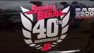 "The 2017 Bandit Run kicks off in Texarkana, making that iconic beer run from Texarkana to Atlanta portrayed in the classic movie, ""Smokey and the Bandit""."