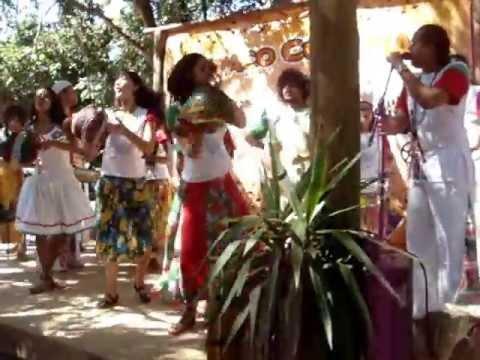 III - Maracatuca recebe os mestres: Shacon Viana (Nação Porto Rico) e Joana (Nação Encanto do Pina)
