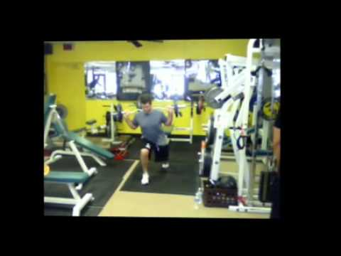 Pro Hockey Strength Training Drills Sports Training St. Louis