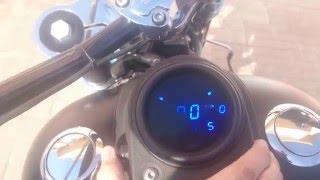 8. 2007 Harley FXDB Dyna 103