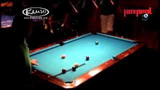 Andy Mercer 9-Ball / Shane VanBoening Vs Donny Branson / March 2013