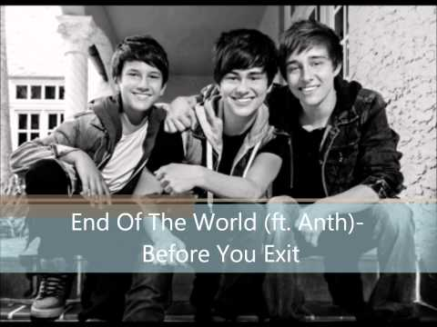 Tekst piosenki Before You Exit - End of the World po polsku