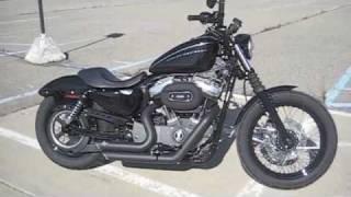 7. 2009 Harley Davidson Nightster