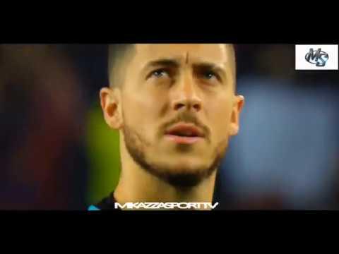 Eden Hazard Crazy Dribbling Skills & Goals 2017/2018/2019   HD (Eden hazard welcome to real madrid)