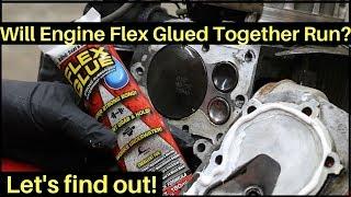 Video Is Flex Glue better than JB Weld, Gorilla & Loctite?  Let's find out! MP3, 3GP, MP4, WEBM, AVI, FLV Juni 2019