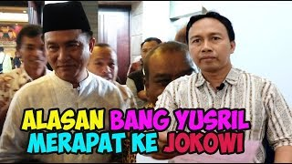 Download Video MEMBONGKAR ALASAN YUSRIL IHZA MAHENDRA MERAPAT KE JOKOWI MP3 3GP MP4