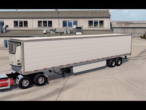 Change the color of the trailer in ETS 2 or ATS.