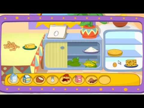 Dora The Explorer 3D - Dora Cooking In The Kitchen 20 Minutes