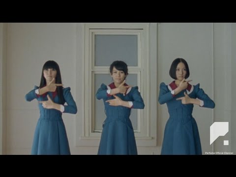 [Official Music Video] Perfume「Spending all my time」
