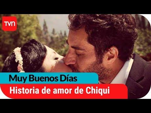 Historias de amor - La hermosa historia de amor de Chiqui Aguayo y Karim Sufan  Muy buenos días