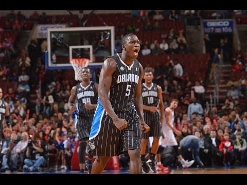OF - Take a look at Orlando's flashy guard, Victor Oladipo, as we countdown the top plays of his 2013-2014 NBA rookie season. Visit nba.com/video for more highlig...