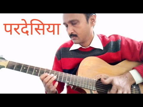 Folk guitar bollywood song