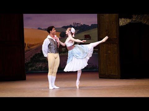 La fille mal gardée – Pas de ruban from Act I (The Royal Ballet)