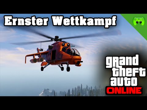 GTA ONLINE # 75 - Ernster Wettkampf «» Let's Play Grand Theft Auto Online | 60HD