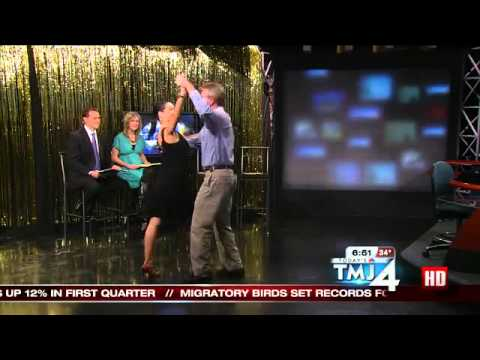 Packers voice Larrivee, dance expert review Driver's paso doble on DWTS