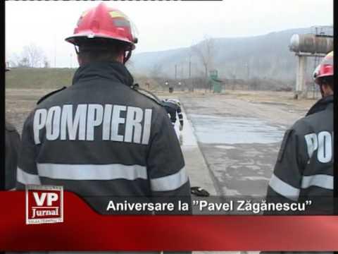 """Aniversare la """"Pavel Zăgănescu"""""""