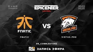 VP vs fnatic, game 1