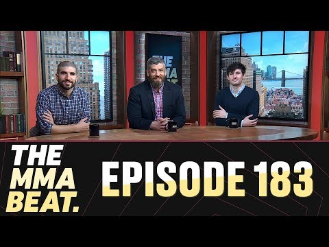 The MMA Beat: Episode 183