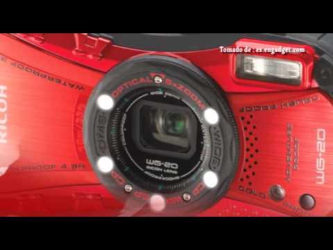 Presenta Ricoh las cámaras WG-4 y WG-20 con herencia Pentax @elgolfoveracruz #CienciaTecnología