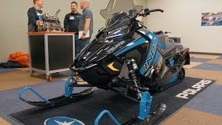 9. 2019 Polaris Snowmobile Sneak Peek