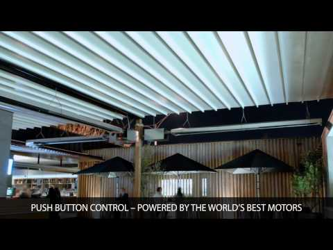 Evo Retractable Roof by Viva Sunscreens
